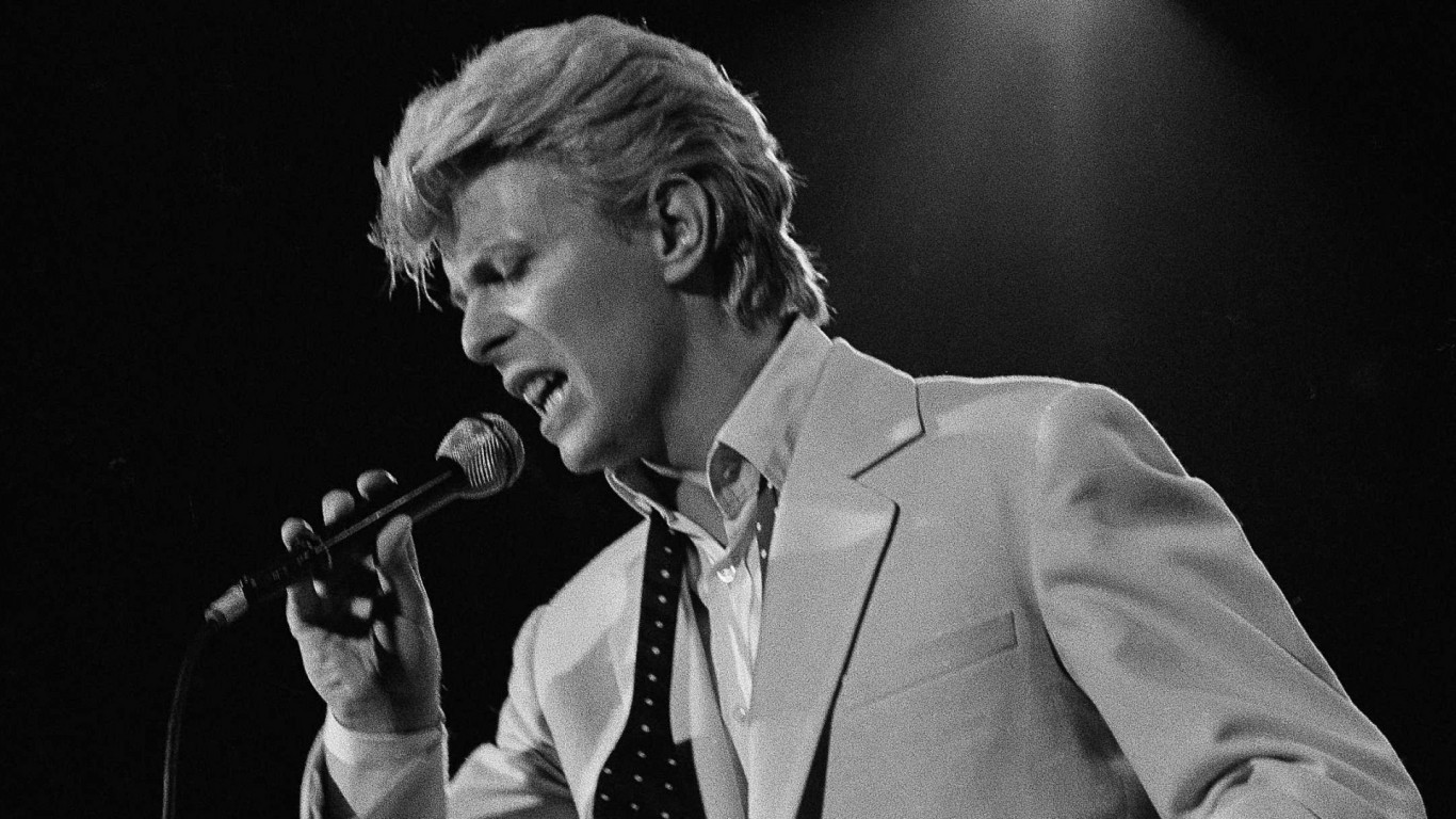 Legendary musician David Bowie dies after battle with cancer