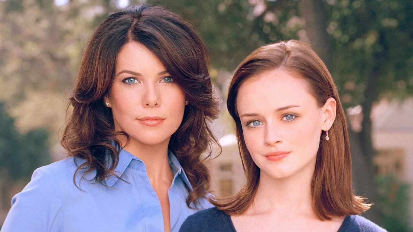 Netflix Confirms Rumored Gilmore Girls Revival