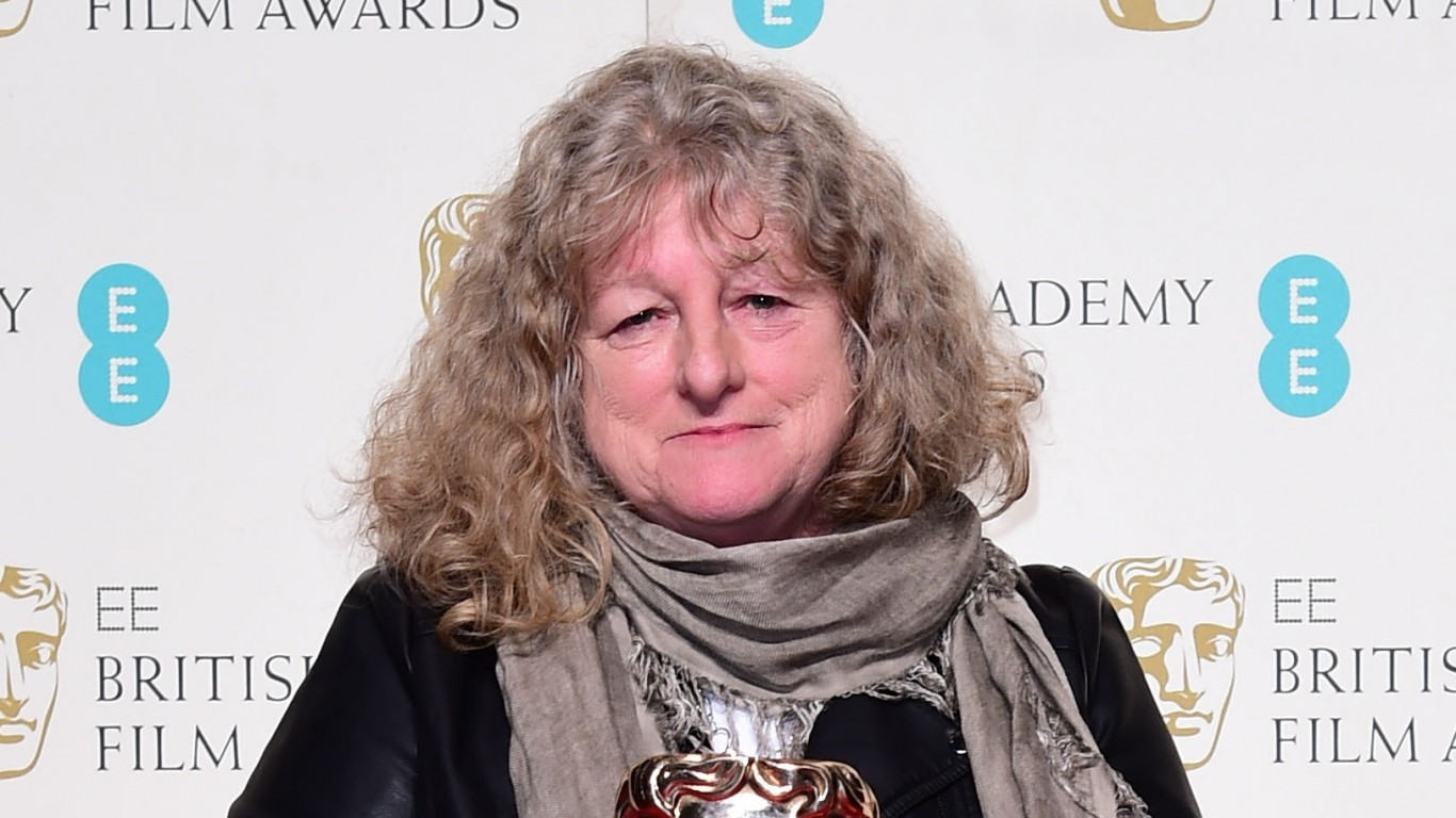Oscars 2016: Jenny Beavan addresses Stephen Fry 'bag lady' controversy